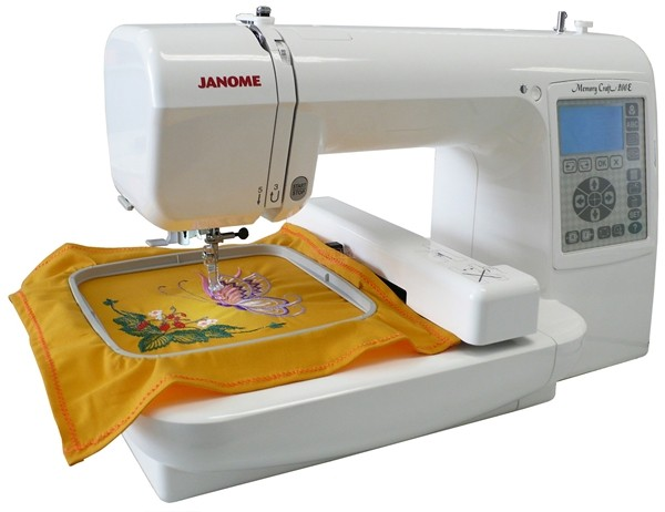 Embroidery Machines Janome Unix Industrial Corporation